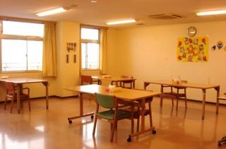 回復期リハ病棟 食堂・談話室