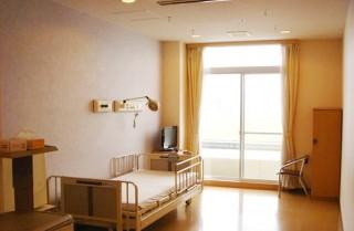 回復期リハ病棟 病室